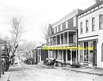 c.1906 LURAY, VIRGINIA Mansion Inn+ Photo - 8x10