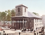 c.1900 BOSTON MASS. Kings Chapel Photo - 8 x 10