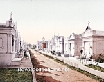 c.1900 NEW ORLEANS, Metairie Cemetery Photo-8 x 10