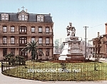 c.1900 NEW ORLEANS, Margaret Monument Photo-8 x 10
