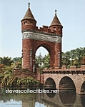c.1905 HARTFORD, CONNECTICUT Memorial Arch Photo - 8x10