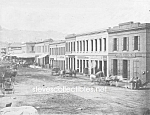 c.1855 SAN FRANCISCO, CAL. California St. Photo-8 x 10