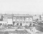 c.1855 SAN FRANCISCO Cal. Exchange Building-P.O. Photo