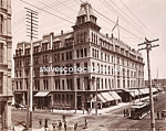 c.1890 DENVER, COLORADO Windsor Building Photo - 8 x 10
