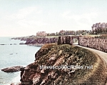 c.1899 NEWPORT, R.I. Cliff Walk Photo - 8x10