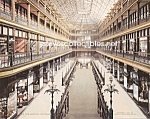 c.1901 CLEVELAND, OHIO, The Arcade Photo - 8x10