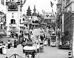 c.1905 CONEY ISLAND in Luna Park - Photo - 8x10