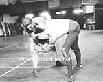 c.1910 JOHN PARELLI and MAX MULLER Wrestling - Photo