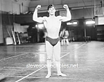 Click here to enlarge image and see more about item PR0519A8-2007: c.1910 SAM KRAMER Wrestler - Photo