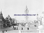 Click here to enlarge image and see more about item PR0527A5-2007: c.1904 DREAMLAND, Coney Island, NY - Photo - 8 x 10