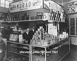 c.1920 PEOPLES DRUG STORE Interior B, Wash. D.C. Photo