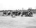 Click here to enlarge image and see more about item PR0831A5-2007: Early FARMALL Farm TRACTORS PHOTO - 8 x 10