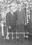 c.1920 Male Couple Photo - GAY INTEREST - 5x7