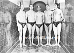 c.1920 MALE SWIM TEAM Photo - GAY INTEREST
