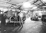 c.1920 ANAHEIM California HODGES-DOTTS GARAGE Photo