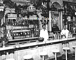 1923 RIKERS DRUG STORE Interior, COCA COLA Adv. Photo B