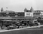 1922 ASBURY PARK - COCA COLA Advertising Photo B