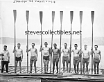 1914 SYRACUSE Varsity Crew TEAM Photo - GAY INTEREST