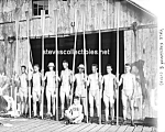 1913 YALE FRESHMAN Rowing TEAM Photo - GAY INTEREST