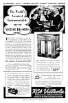 Click here to enlarge image and see more about item RA0218A2-2006: 1939 RCA VICTROLA Magazine Ad