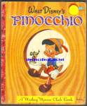 WALT DISNEY PINOCCHIO - Mickey Mouse Club Book