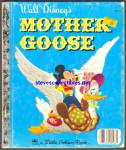 WALT DISNEY'S MOTHER GOOSE - Little Golden Book