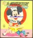 THE MOUSEKETEERS TRYOUT TIME - Tell-A-Tale Book