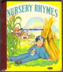 Click here to enlarge image and see more about item RCB011611A034: NURSERY RHYMES - Tell-A-Tale Book