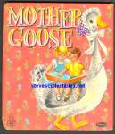 Click here to enlarge image and see more about item RCB011611A039: MOTHER GOOSE Whitman Tell A Tale Book