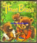 THE THREE BEARS Tell-A-Tale Book