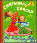 CHRISTMAS CAROLS -  Little Golden Book