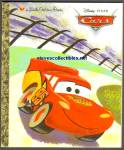 Disney CARS - The Movie -  Little Golden Book