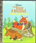 Disney FOX AND HOUND HIDE AND SEEK- Little Golden Book