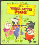 THREE LITTLE PIGS Tell-A-Tale Book