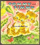 TOMMY AND TIMMY Fuzzy Wuzzy Tell a Tale Book