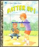 BATTER UP!  -  Little Golden Book