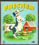 FRISKER- Tell-A-Tale Book 1956