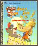 DISNEY'S TAILSPIN GHOST SHIP- Little Golden Book