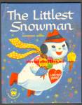 Click here to enlarge image and see more about item RCB10910A016: LITTLEST SNOWMAN Wonder Book #720 - Tazewell
