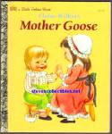 MOTHER GOOSE Little Golden Book - Eloise Wilkin