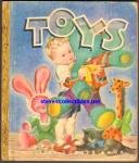 TOYS Little Golden Book - 1945