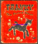 Click here to enlarge image and see more about item RCB71910A010: FRANKY THE FUZZY GOAT-Fuzzy Wuzzy Bk-Tell-A-Tale Book