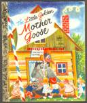 LITTLE GOLDEN MOTHER GOOSE - Little Golden Book