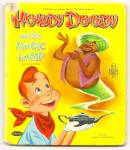 Click here to enlarge image and see more about item RCHBK052509a046: HOWDY DOODY AND THE MAGIC LAMP-Tell A Tale Book