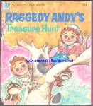 RAGGEDY ANDYS TREASURE HUNT - Tell-A-Tale Book