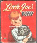 Click here to enlarge image and see more about item RCHBK12310A036: LITTLE JOES PUPPY - Tell-A-Tale Book
