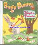 Click here to enlarge image and see more about item RCHBK12310A041: BUGS BUNNY KEEPS A PROMISE Tell-A-Tale Book