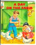 Click here to enlarge image and see more about item RCHBK20610A005: A DAY ON THE FARM Book