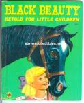 Click here to enlarge image and see more about item RCHBK20710A007: BLACK BEAUTY Wonder Book #595