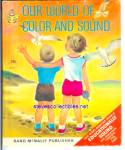 OUR WORLD OF SITE AND SOUND Start Right Elf Book